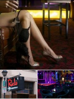 New Orleans 'Live' Adult entertainment night life..
