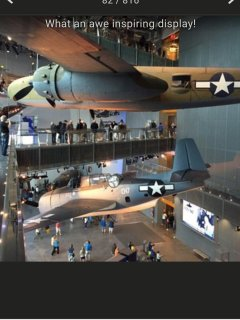 Visit the World war II or D- day Museum and experience the tour the