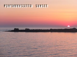 Puntabraccetto Sunset
