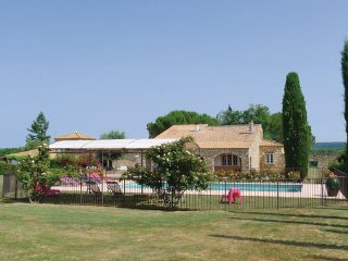 5 bedroom Villa in St Siffret, Gard, France : ref 2220983