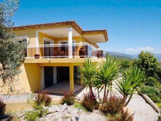 Villa 220sqm 4 bedrooms pool wifi sea view quiet, Saint-Laurent du Var