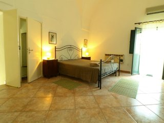 Holiday home La Cia in Salento in Tuglie in a historical court just a few minut