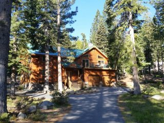 Whispering Pines Lodge, a classic Tahoe experience