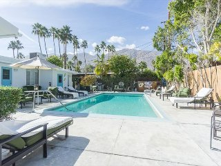 Quiet and Central Condo at a 4-Unit Complex - Walk to Downtown Palm Springs!