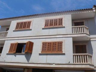 apartamento tres habitaciones a 80 m playa 1 A, Port de Pollenca