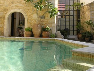Venetian Villa 15th Century, heated pool. OWNER ADV of  VILLA MAROULAS