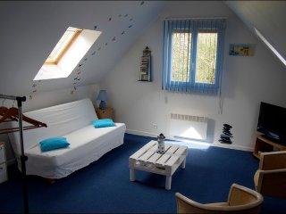 Appartement entre terre et mer Morbihan sud