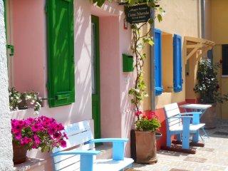 Casa Marola, dimora tipica nel centro del borgo.