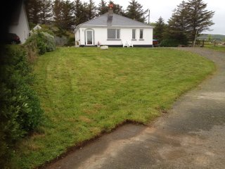 Beach cottage in Inishowen, Donegal, Greencastle