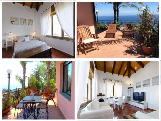 CASA LILI with Terrace Garden + View, Taormina