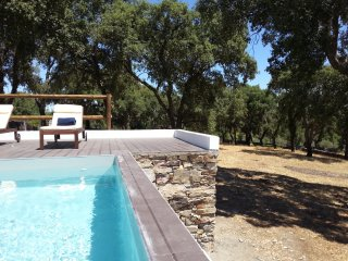 Casa dos Galegos - old barn with private pool, Marvao
