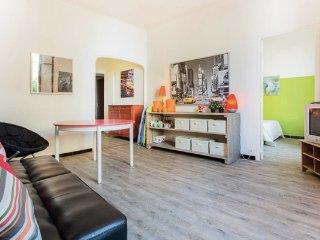 3 pièces wifi, centre historique, équipé, belle vu, Aix-en-Provence