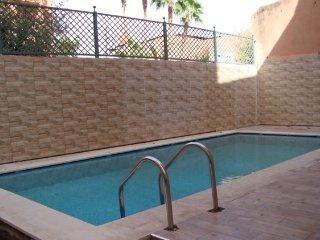 Studio G4  Guéliz avec piscine, jacuzzi, wifi