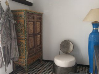 Trendy but cosy retreat in the hearth of Medina, Fès