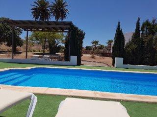Hotel esclusivo con piscina Oro y Luz, Rodalquilar