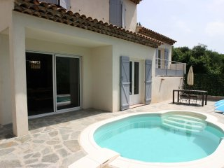 Personal House with pool 20 min from Nice