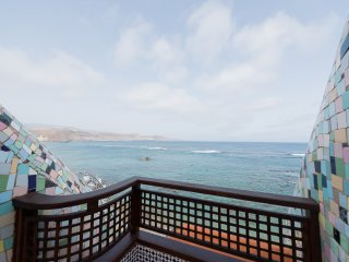1 Bedroom oceanfront, Las Palmas