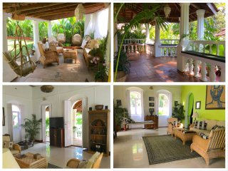 VILLA LOU Goan Villa with Daily Maid, 15 minutes from Anjuna beach, Verla Canca