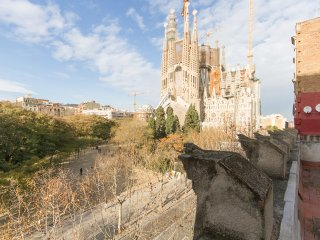 Sagrada Familia Apartment, Barcelona