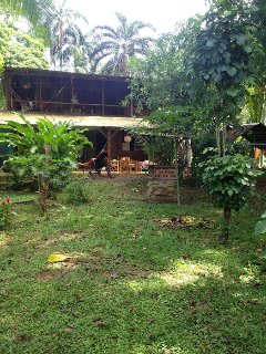 Quiet typical caribbean guest house