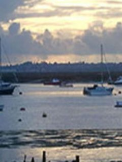 West Mersea for oysters and fresh seafood