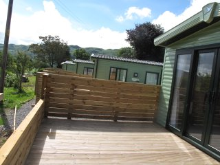 Eskdale, 5 top quality new caravans open June 2016