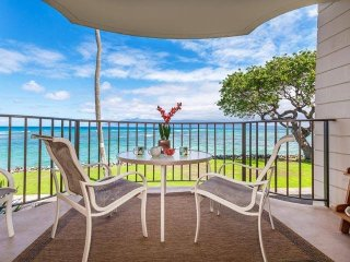 1 bedroom condo on the beach front, Lahaina