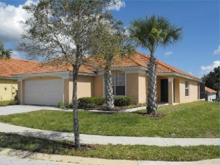 4 Bedroom Florida Vacation Home with Pool, Spa and Games Room. 350, Davenport