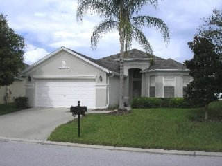 4 Bedroom 3 Bath Pool Home in Calabay Parc. 172PD, Davenport