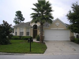 4 Bedroom Florida Vacation Home with Pool, Spa & Covered Lanai. 182PD, Davenport
