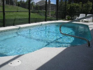 3 Bedroom Florida Vacation Home with South Facing Pool. 357OD, Davenport