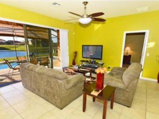 5 Bedroom 4.5 BathPool Home with Lake View in Avaiana Resort. 109MJL, Davenport