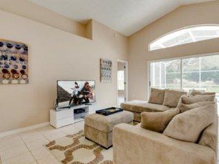 Disney Area 4 Bedroom 2 Bath Pool Home in Westridge. 254GL, Davenport