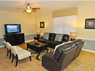 5 Bedroom 4.5 Bath Pool Home in ChampionsGate Golf Resort. 1455MS, Loughman