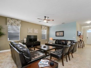 Luxurious 6 Bedroom 6 Bath Pool Home In Champions Gate Golf Community. 1458MVD, Orlando