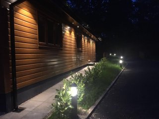 Shellow Lane Lodges 3 bedroom luxury lodges, Congleton