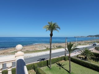 MJ000223 - Beach Front 3 bed Penthouse Apartment, Javea