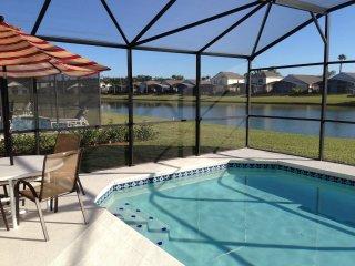 5 Bm Luxury Villa With Enclosed Heated Pool WiFi