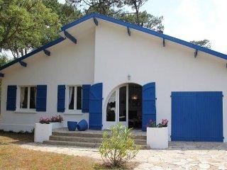 Maison landaise familiale à de, Seignosse