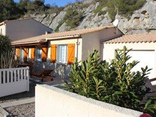 Maison plein pied 70m2 à 300m de la plage, Narbonne-Plage