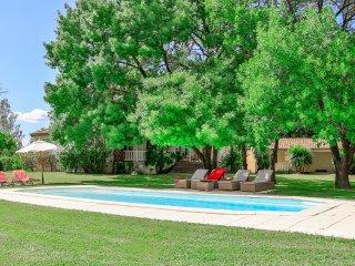 Superbe maison en Provence - Alpilles, 10 pers., Fontvieille