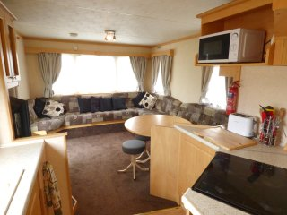 Percival 8 berth caravan southview leisure park Skegness