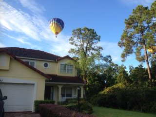 Treetops Villa, Lake Wilson Preserve, Disney