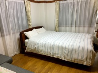 Include Wifi Reasonable 2Bed room for 5 people, Itabashi