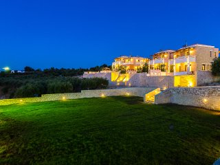 New Built complex of family villas, Rethymnon