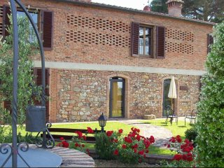 Apartment FarmHouse Il Cedro, Pancole