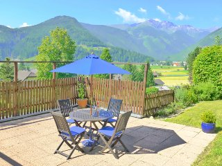 Furnished Patio with Mountain Vista