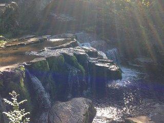 Elderflower cottage, waterfall'song,  couples or 4