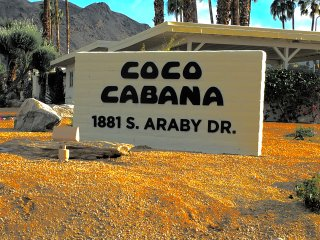 Coco Cabana Hideaway, Palm Springs