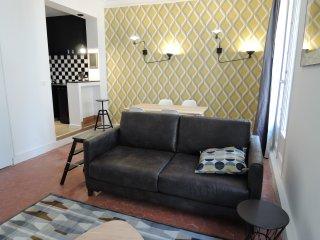 Appartement chic et entièrement climatisé dans Aix, Aix-en-Provence